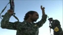 بنغازي في أفراح حتى الصباح  بعد مقتل القذافي