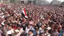اليمن- جمعة وما النصر إلا من عند الله  28/10