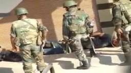 سوريا- دمشق دوما إهانة وتعذيب المعتقلين 29-10