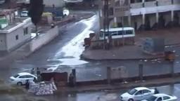شام حمص القصور انتشار عصابات الاسد وعمل حواجز لأعاقة حركة المدنيين في جمعة الله أكبر