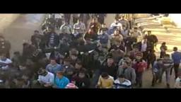 سوريا- حماه بريديج مظاهرات الاحرار ,,,,أول أيام عيد الاضحى المبارك