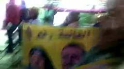 مسيرة لحزب الحرية والعدالة بالدائرة 4 القاهرة ج1