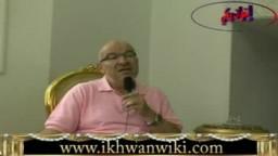 شهادات ورؤى على طريق الدعوة - الدكتور أيمن علي - الحلقة الرابعة