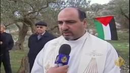 الكيان الصهيوني تواصل مصادرة الآراضي الفلسطينية