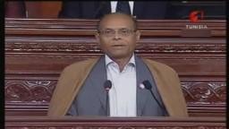 تونس: المرزوقي يؤدي اليمن الدستورية رئيسا للبلاد