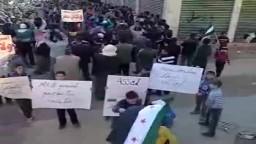 شام - حمص - الشماس - جمعة الجامعة العربية تقتلنا