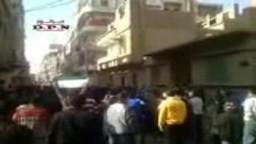 سوريا- في جمعة برتوكول الموت 23/ 12/ 2011