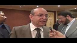 كلمه الدكتور علي عبد الرحمن محافظ الجيزة على هامش مؤتمر ( الجيزة تجمعنا ) برعاية حزب الحرية والعدالة