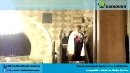 أروع ما قيل في خطبة اسماعيل هنية بجامع عقبة بن نافع بتونس 6 يناير 2012