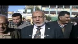 كلمة المهندس ابراهيم أبوعوف أمام لجنة الإنتخابات فى جولة الاعادة للمرحلة الثالثة
