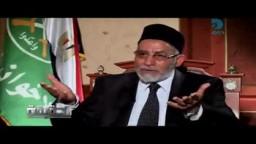فضيلة المرشد مع وائل الابراشى فى برنامج الحقيقة 20-01-2012 ج6 والأخير