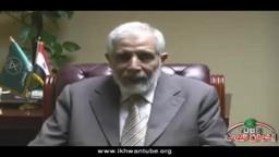 حصرياً .. موقف جماعة الإخوان المسلمين من المشاركة فى الإحتفال بالذكرى الأولى لثورة 25 يناير