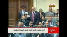 م. ابراهيم أبو عوف ونواب الدائرة الرابعة فردي بالدقهلية   يؤدون اليمين الدستورية