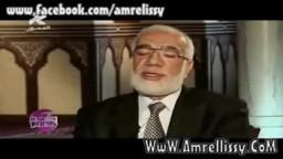 رأى الشيخ الدكتور عمرعبد الكافى فى الإخوان المسلمين