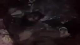 حمص- الصفصافة-- دمار كامل وجثث تحت الأنقاض 30/ 1/ 2012