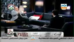 لقاء د.محمود غزلان المتحدث الرسمى لجماعة الإخوان .. مع قناة النيل