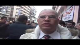 تعليق أ. طارق قطب عن قافلة الحرية والعدالة لبور سعيد