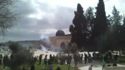 الأقصى فى خطر | المواجهات عند المسجد الأقصى منذ قليل