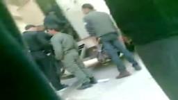 سوريا تستغيث- مُسرب استخدام المستودعات لوضع المعتقلين فيها  ولم يرحموا صغيرا ولا كبيرا