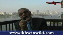 الأستاذ علي البيانوني المراقب العام لإخوان سوريا سابقا - الجزء الثاني