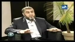 لقاء مهندس النهضة والمرشح لرئاسة الجمهورية خيرت الشاطر مع جمال عنايت