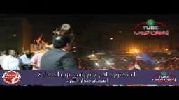 حصريا د. حاتم عزام رئيس حزب الحضارة- من اعتصام التحرير