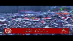 هتافات جمعة رفض الاعلان الدستوري 22/ 6/ 2012