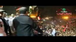 الدكتور محمد البلتاجى من اعتصام ميدان التحرير