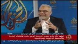 لقاء مع د/ محمود غزلان  وحوار حول تغيّر موقف الجماعة من ترشيح مرشّح للرئاسة