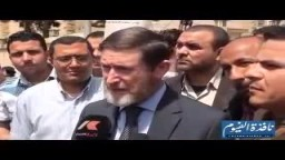 حصريا النائب فريد اسماعيل - جمعة تسليم السلطة 20 ابريل 2012