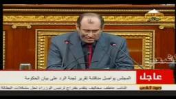 حشمت- استمرار الحكومة مقدمة لعودة النظام السابق