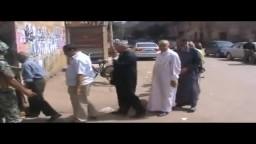اقبال المواطنيين علي انتخابات الرئاسة _ الفيوم