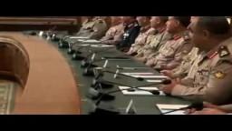 لقاء السيد الرئيس مع التشكيل الجديد للمجلس العسكري