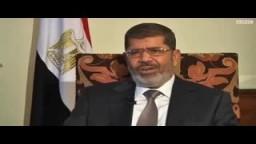 الرئيس محمد مرسي يدعو الى رحيل بشار الأسد