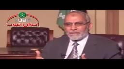 فضيلة المرشد أ.د/محمد بديع فى استقبال شهر رمضان