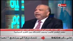 د/الكتاتنى يرد على عمرو حمزاوى وأمثاله