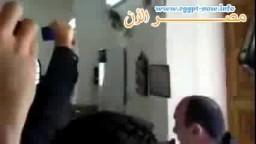 الرئيس يصافح المصريين بعد صلاة الجمعة 28 / 12/ 2012