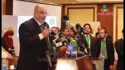 كلمة د/حسين إبراهيم : مؤتمر  || معاً نبنى مصر