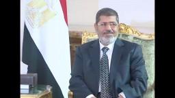 لقاء الرئيس مرسي مع الزعيم الماليزي مهاتير