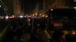 ميدان رمسيس يهتف ارحل يا سيسي مرسي رئيسي