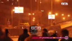 هجوم الداخلية والبلطجية علي معتصمي رابعة