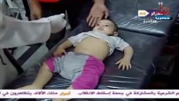 رابعة - الطفل الارهابي الذي ضربه السيسي