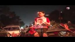 ردود السكان علي المسيرة الرافضة للانقلاب