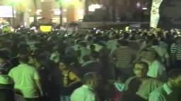 دمياط- اعتصام 5- 8- 2013- ضد الانقلاب