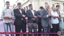 رسالة هامة من خطيب العيد بالقائد ابراهيم إلى الشعب المصري