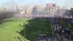 أخطر فيديو- عن مذبحة رمسيس و قتل المتظاهرين