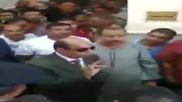 مساعد وزير الداخلية: اللي يقرب اضربوه في قلبه
