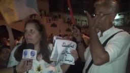 سيدة للسيسي:رشح نفسك رئيس لاسرائيل