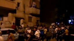 مظاهرات ليلية بالاسماعيلية ضد الانقلاب ج3