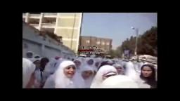 مسيرة كرداسة ث بنات 29 / 9 / 2013